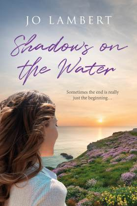 Shadows on the Water Cover LARGE EBOOK